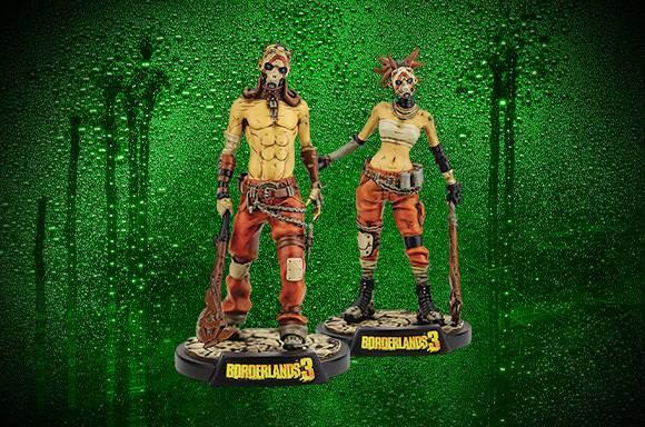 Figurines Borderlands 2 pour 16,99€