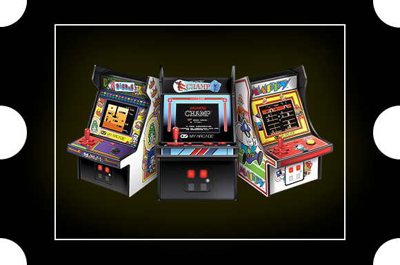 Mini Arcade Game Retro 2 pour 28€