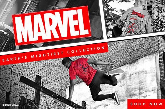 30% de réduction sur la collection Marvel + Bonnet/casquette offert