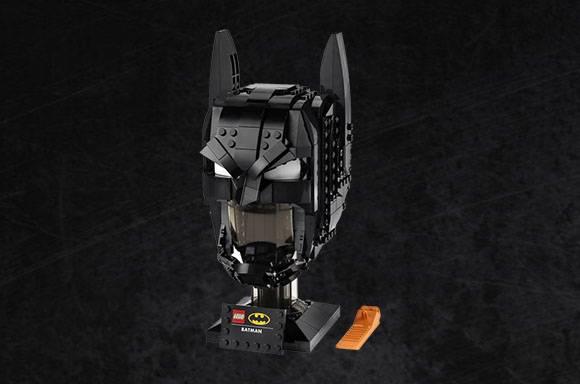 LEGO BATMAN COWL!