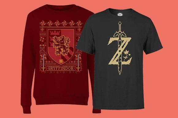 Sweatshirt & T-shirt only £24.99 –26,99€