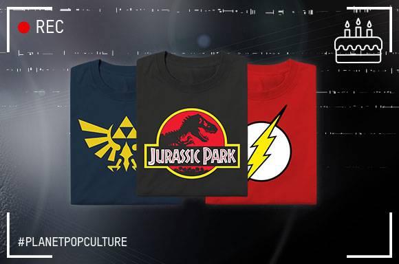 2 T-shirts enfant pour 12,99€