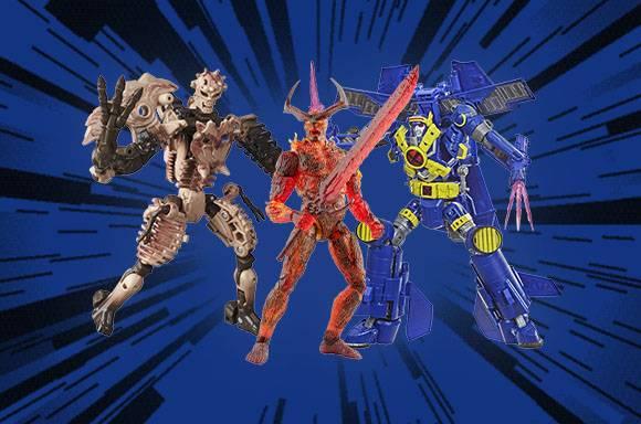 Figurines de Collection Hasbro