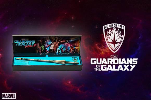 Gardiens de la Galaxie - Réplique à l'échelle 1:1 de la flèche en yaka de Yondu