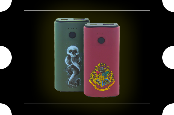 50% off Harry Potter Power Banks