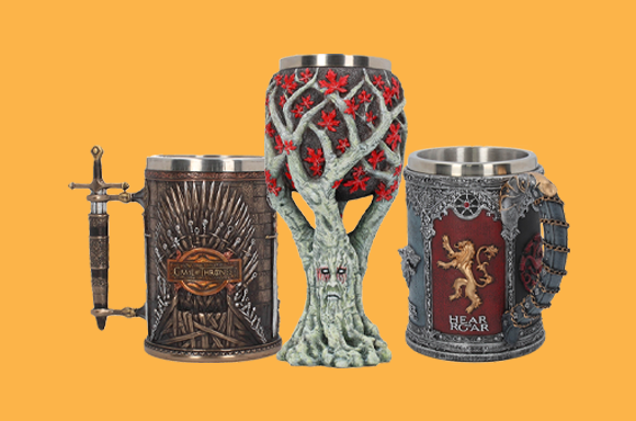 Chopes & Calices Game of Thrones