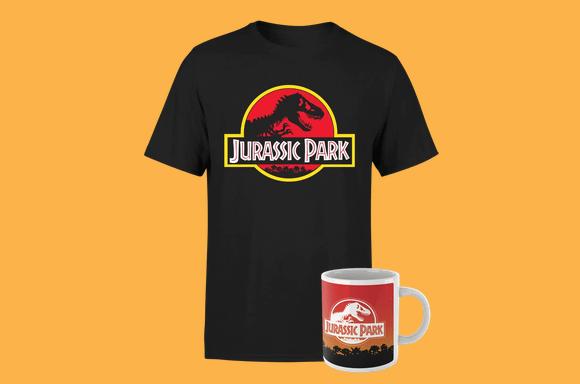 Lot Jurassic Park