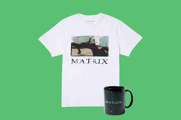 Mug & T-Shirt Matrix