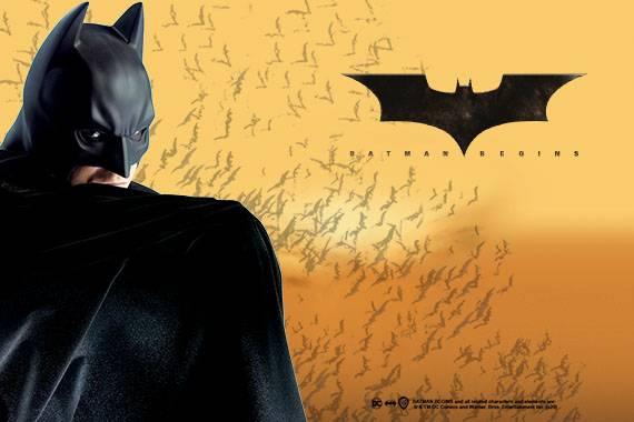 50% de réduciton sur les vêtements Batman