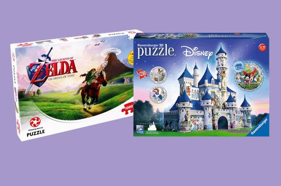 Livraison offerte sur les puzzles