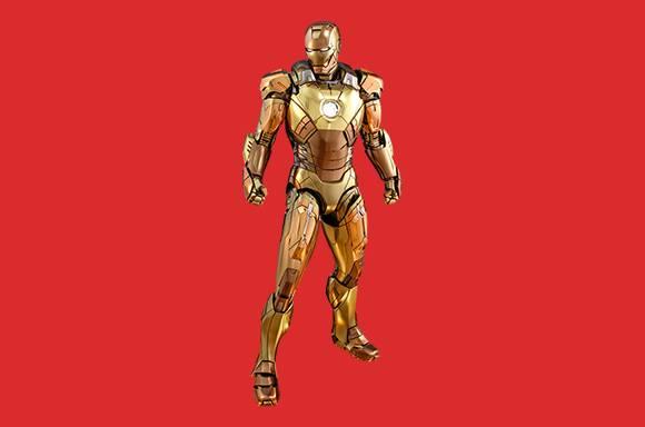 Marvel Iron Man Mark XXI (Midas) Nouveautés Hot Toys