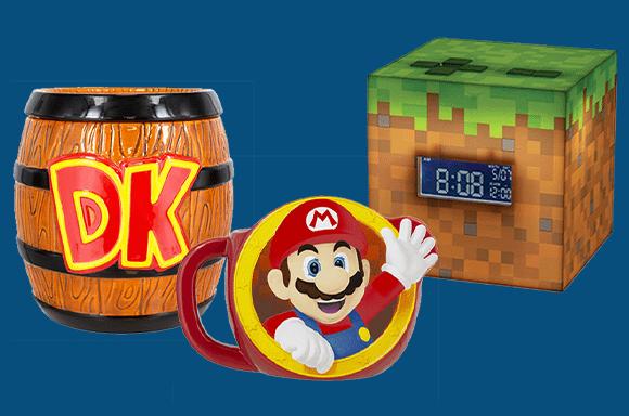 Accessoires & Cadeaux Gaming -10%