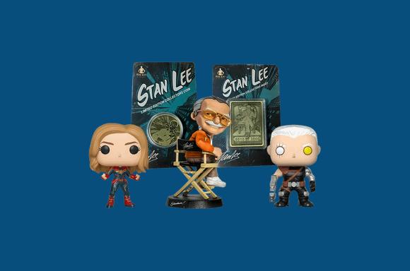 Boîte Mystère Offerte avec la Zbox Stan Lee