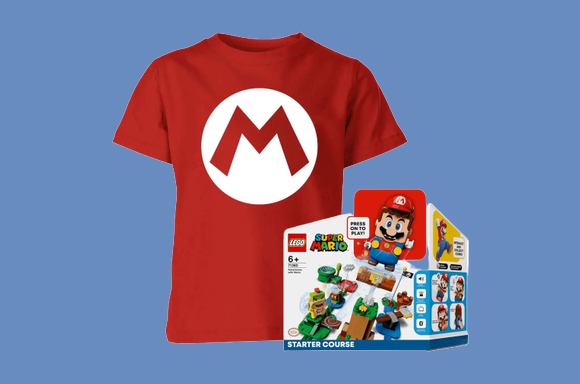Lot LEGO Super Mario