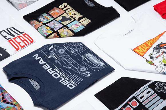 Lot de 10 T-Shirts Mystère