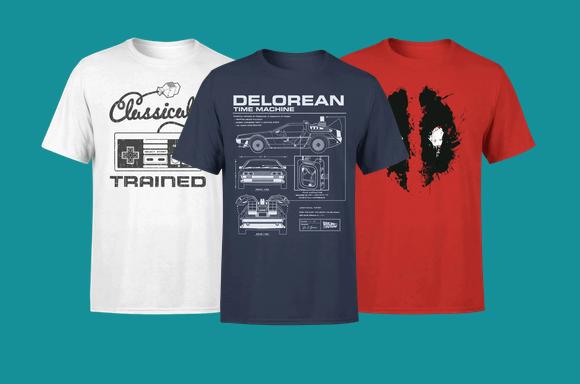 2 t-shirts pour 19,99€