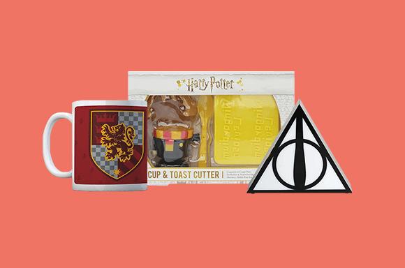 Réductions Produits Dérivés Harry Potter