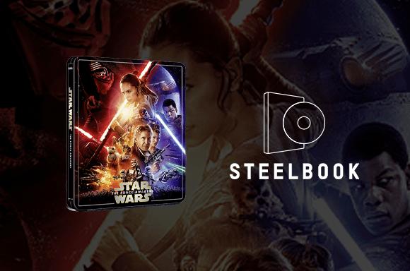 Steelbooks In Stock