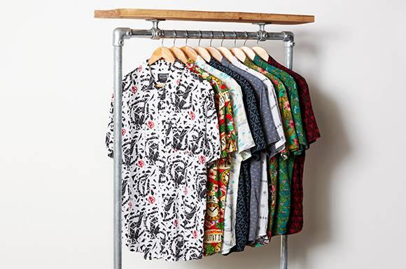 40% Chemises imprimés