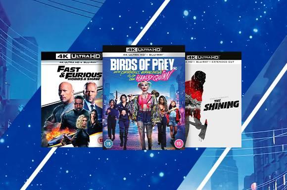 Films 4K Ultra HD