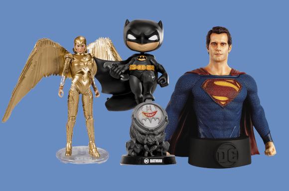 Objets de Collection DC
