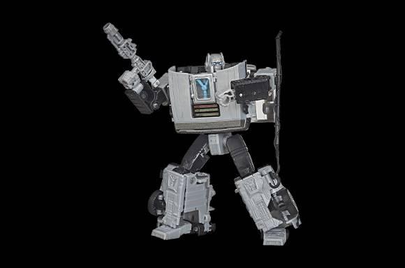 Hasbro Transformers Back to the Future Mash-Up Gigawatt Action Figure