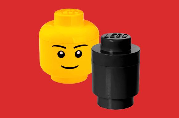 10% de réduction rangements LEGO