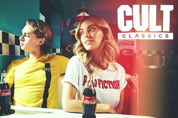 3 T-Shirts Cult Classic pour 27€