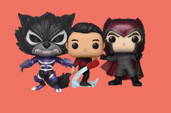 Figurines Funko Pop! Marvel