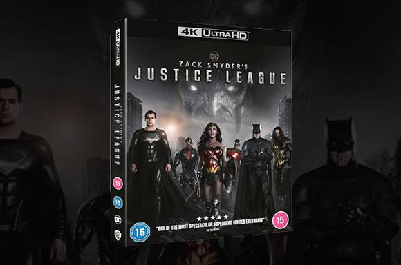 Zack Snyder's Justice League!