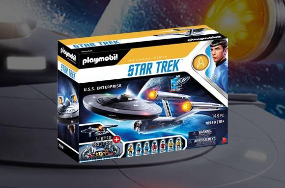 Playmobil Star Trek U.S.S Enterprise