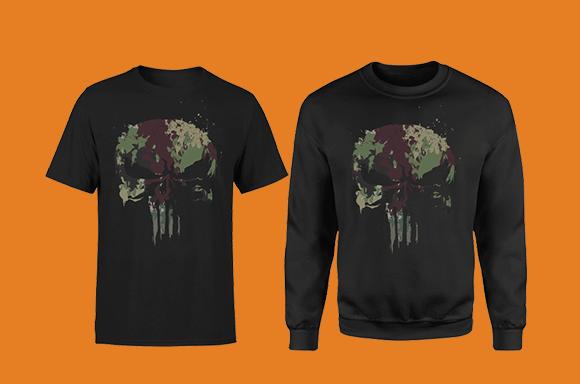 T-shirt et Pullover Punisher Deal