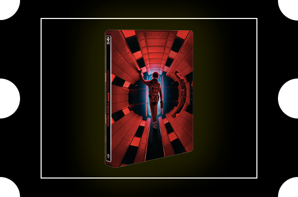 Steelbook 2001 L'odyssée de l'Espace Titan of Cult