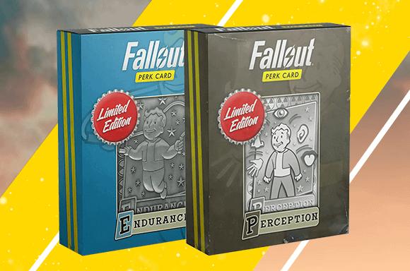 Cartes Fallout : 1 Achetée = 1 Offerte