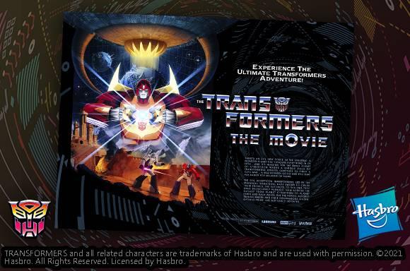 Impressions Transformers par Matt Ferguson