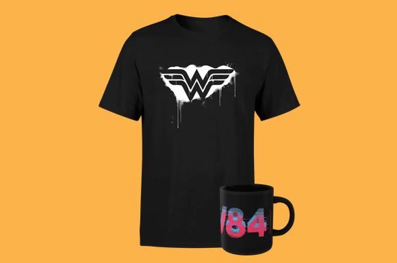 Lot Wonder Woman