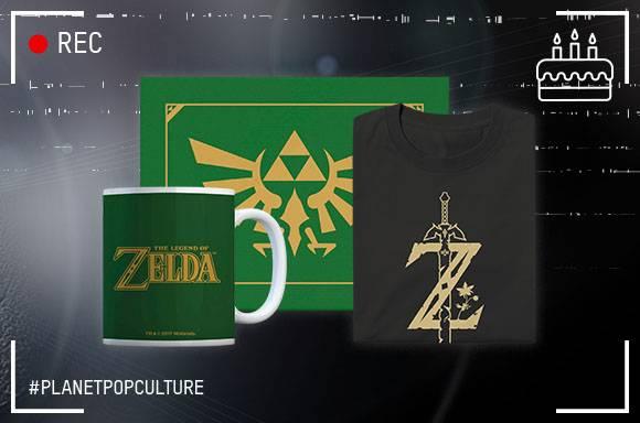 Lot Zelda à 12,99€ seulement !