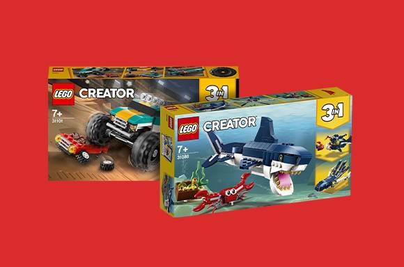 Offre multi-achat LEGO