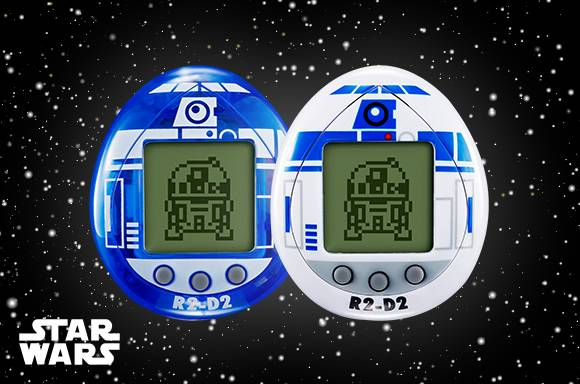 Tamagotchi Starwars R2D2