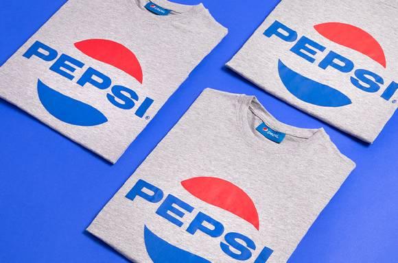 3 T-SHIRTS PEPSI POUR 15,99€