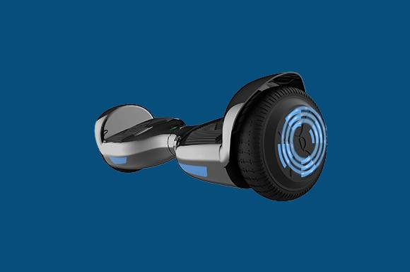 HELIX HOVERBOARD