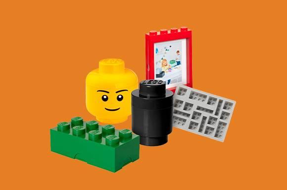 Réductions Stockage & Accessoires LEGO