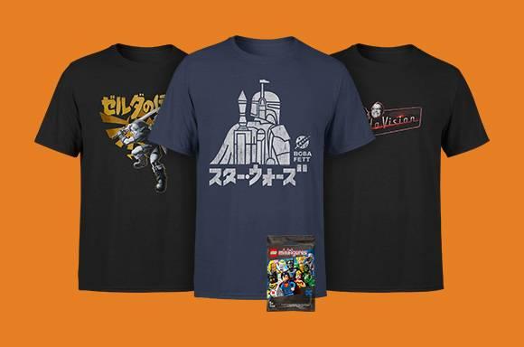 Offre T-Shirts Geek