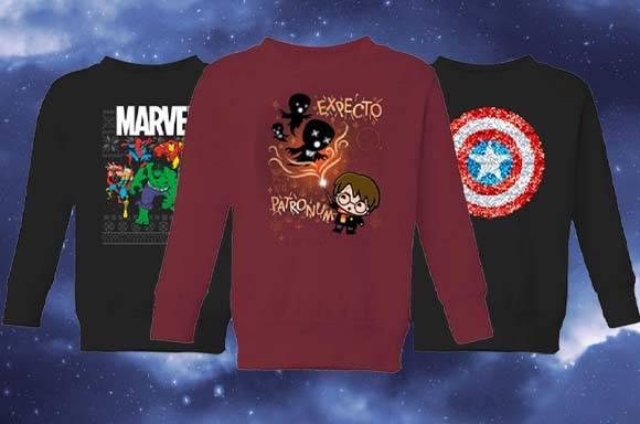Sweatshirts pour enfants à seulement 14.99€