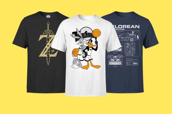 2 T-Shirts pour 22€ !