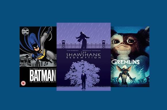 Réductions Blu-Ray & DVD