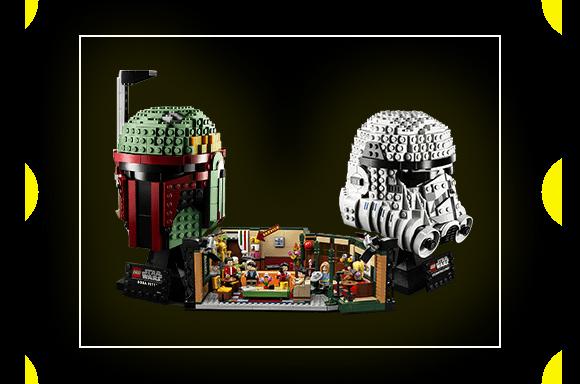 15% REDUCTION PRODUITS LEGO