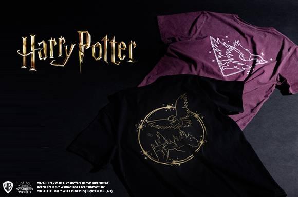 T-Shirts Harry Potter à 10,99€ seulement