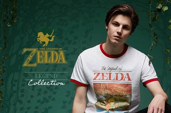 -30% sur la Collection Zelda Legends