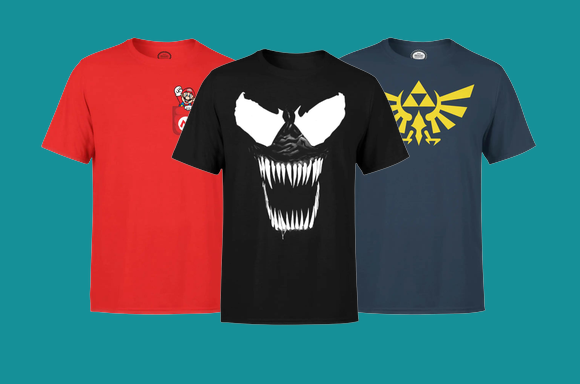 T-Shirts à 9,99€ seulement !